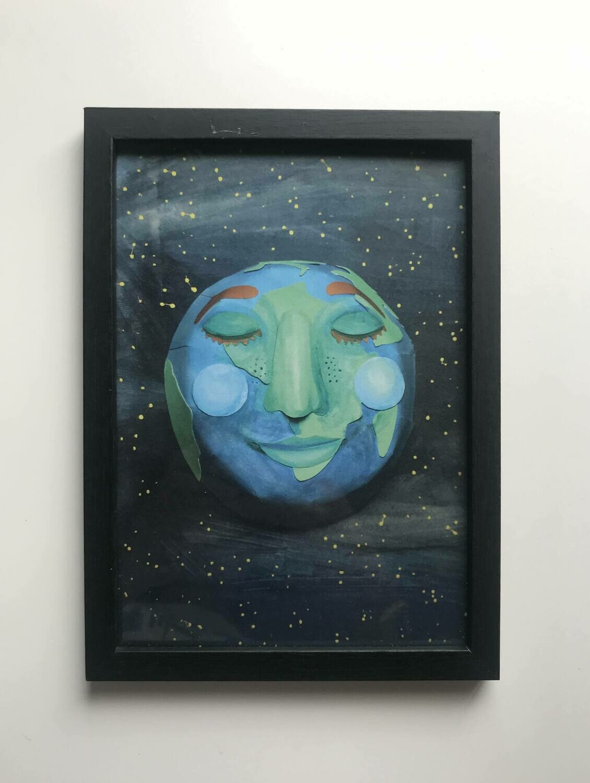 Earth Print (A5)