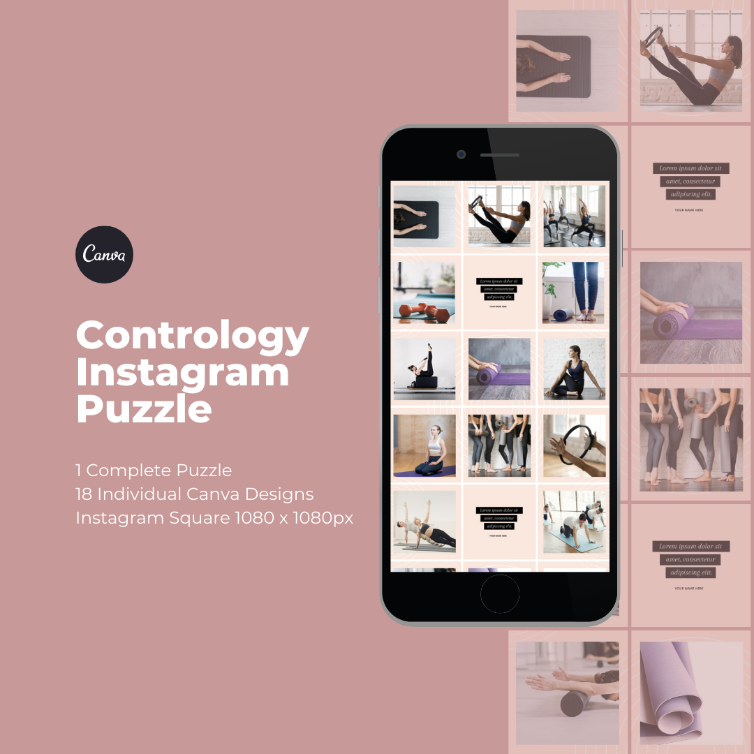 Contrology Instagram Puzzle