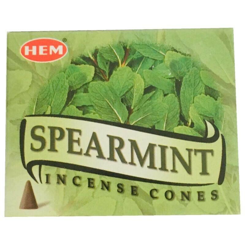 Cône Hem Spearmint (menthe)