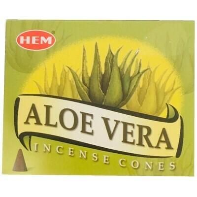 Cône Hem Aloe vera