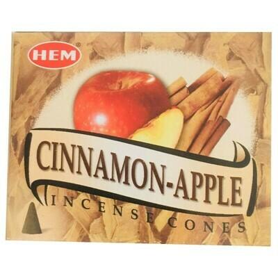 Cône hem cannelle pomme
