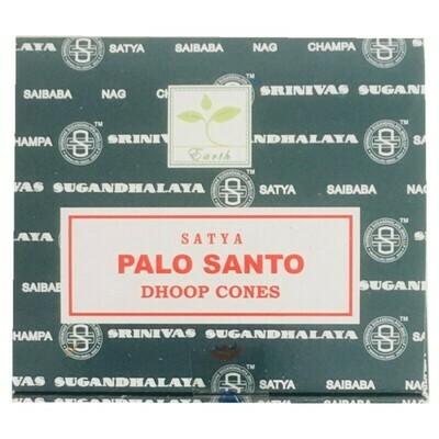 Cône Satya Palo santo
