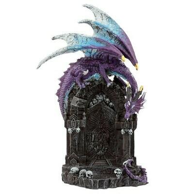 Statue Dragon gardien de la porte