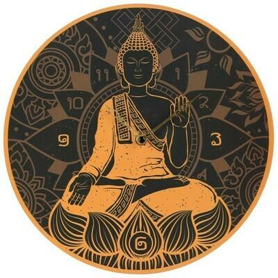 Horloge bouddha