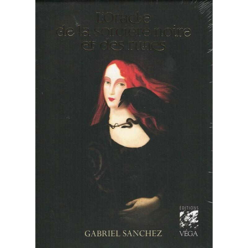 L'oracle de la sorcière noire et des runes
