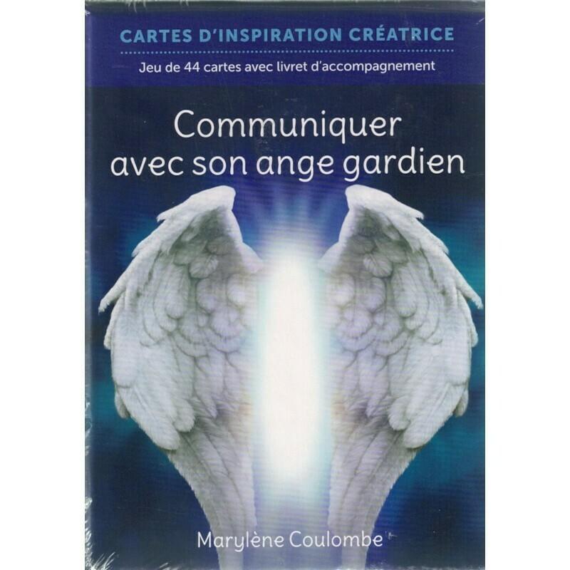 Cartes d'inspiration créatrice pour communiquer avec son ange gardien