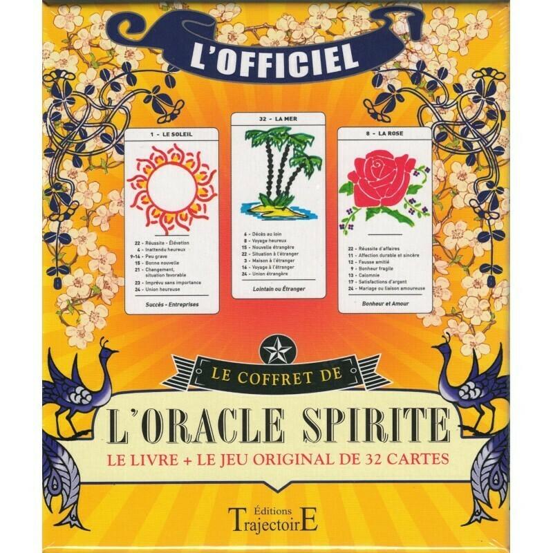Le coffret de l'oracle Spirite