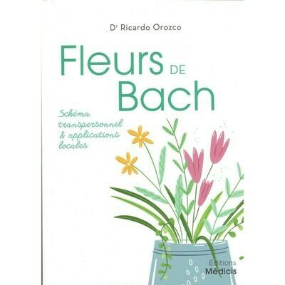 Fleurs de Bach, Schéma transpersonnel & applications locales