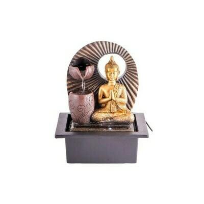 Fontaine d'intérieur Bouddha