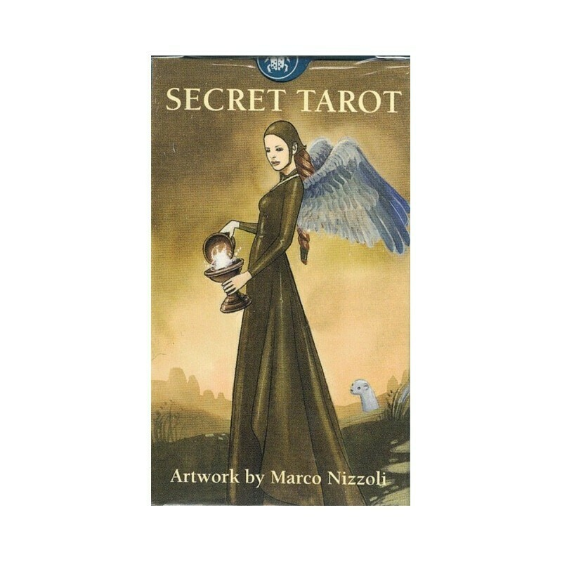 Secret Tarot mini