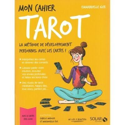 Mon cahier Tarot