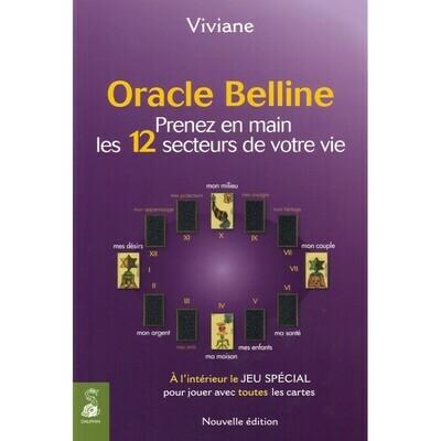Oracle Belline, prenez en main les 12 secteurs de votre vie