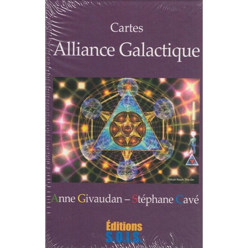 Cartes Alliance Galactique