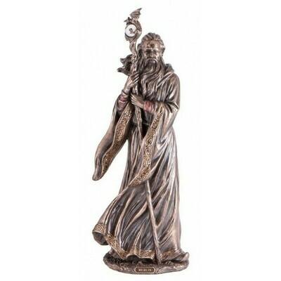 Statue Merlin
