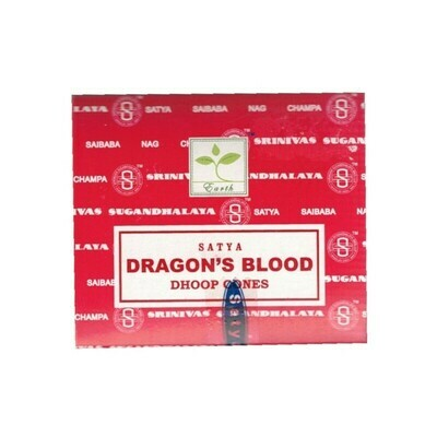 Cône Satya Dragon's Blood
