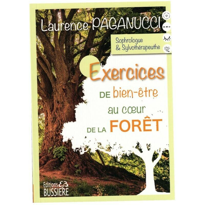 Exercices de bien-être au cœur de la forêt
