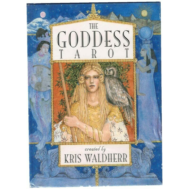 The Goddes Tarot