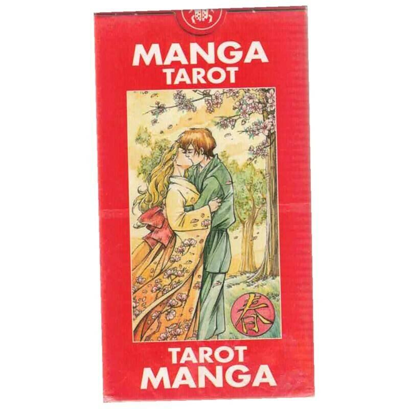 Mini Tarot Manga