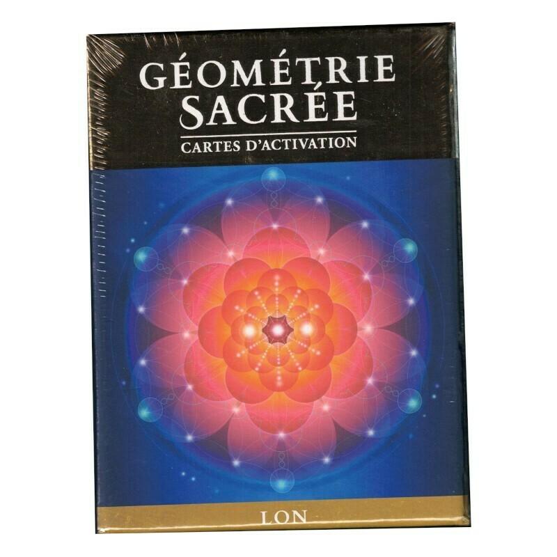 Géométrie Sacrée, cartes d'activation