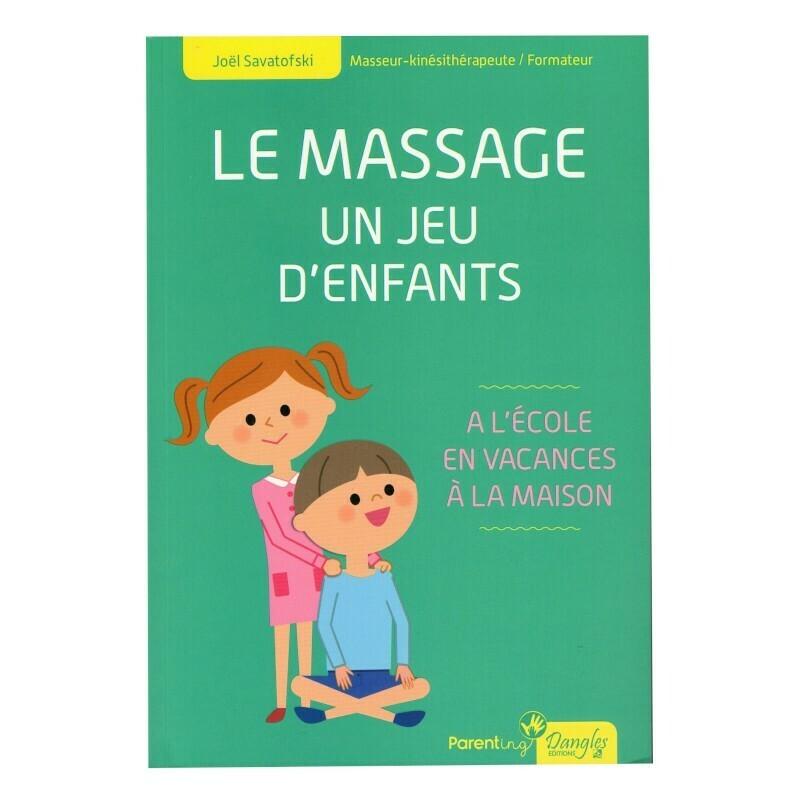 Le massage un jeu d'enfants