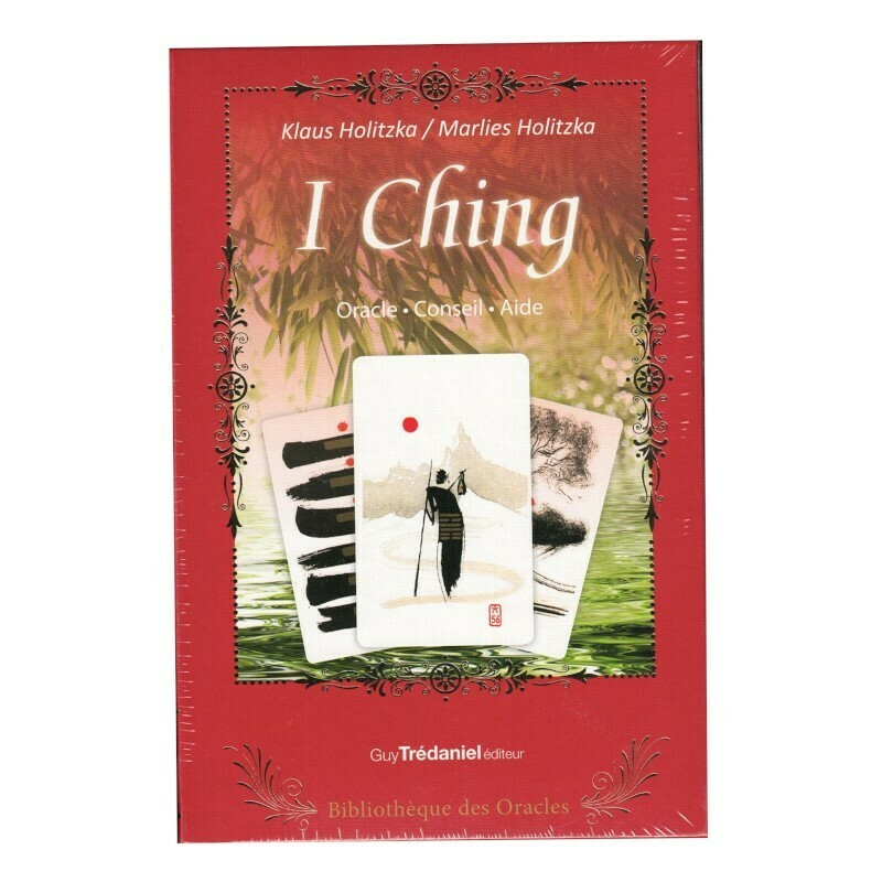 I Ching, oracle - conseil - aide