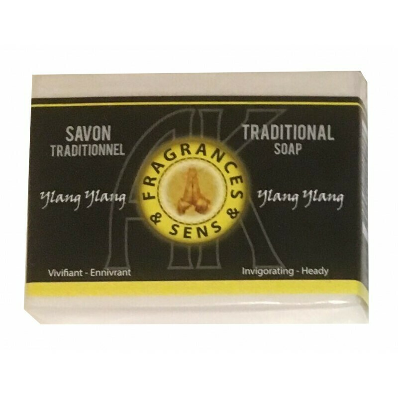 Savon traditionnel Ylang Ylang