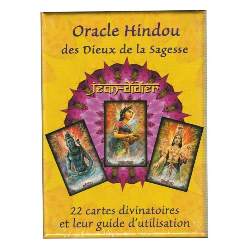 Oracle Hindou des Dieux de la Sagesse