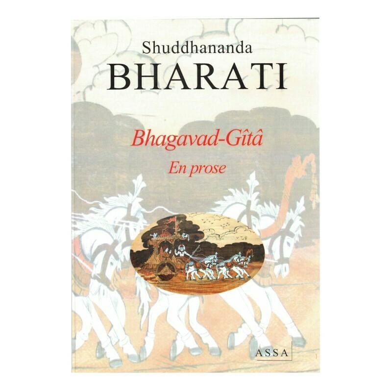 Bhagavad Gita en prose