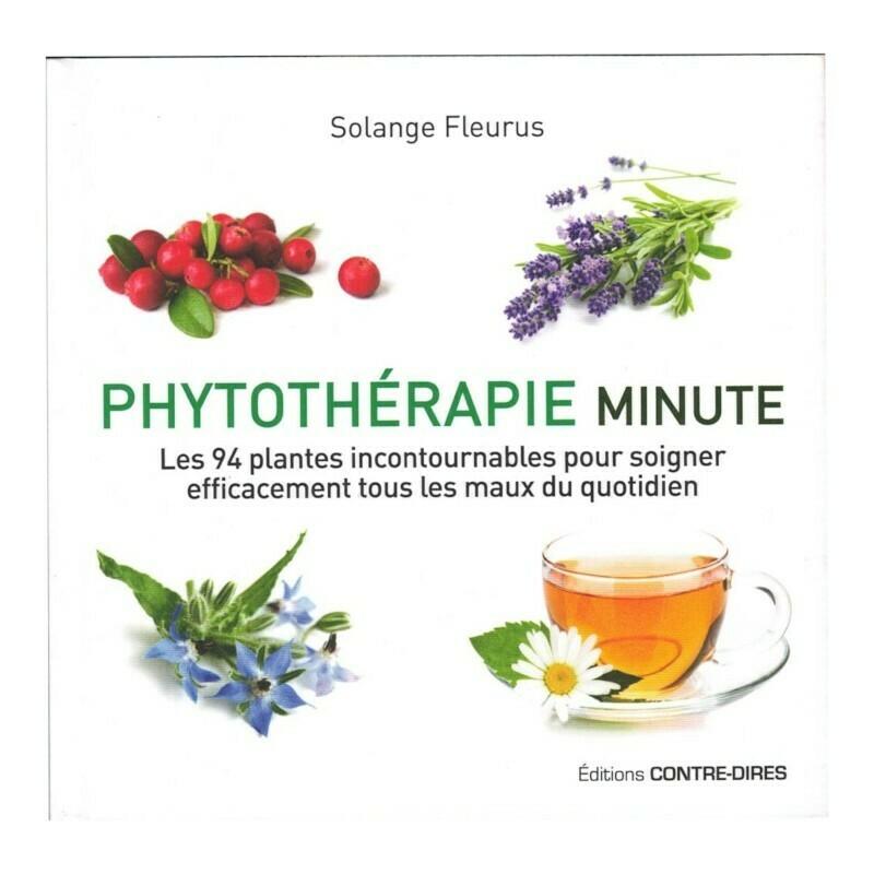 Phytothérapie minute