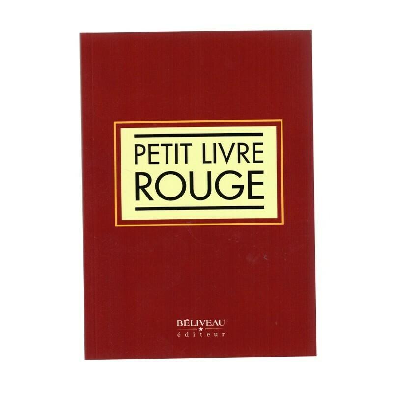 Petit livre Rouge