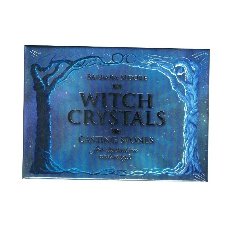 Wytch Crystals - Cristaux de Sorcière