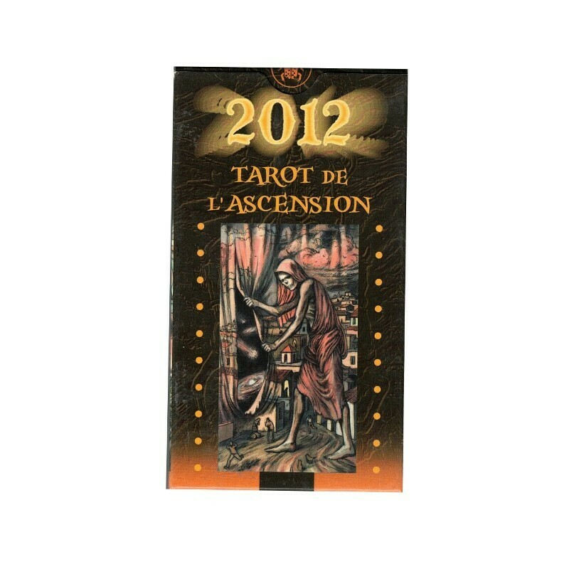 2012 Tarot de l'ascencion
