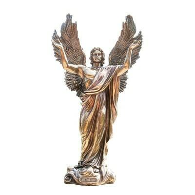 Statue Archange Metatron