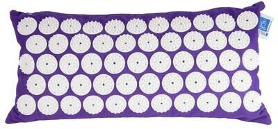 Coussin d'acupression violet