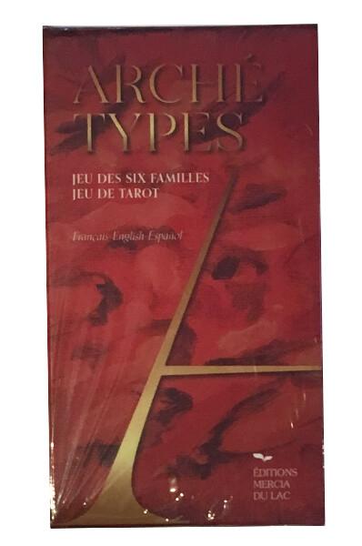 Tarot Archétypes - Jeu des six familles