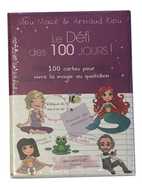 Le Défi des 100 jours ! 100 cartes pour vivre la magie au quotidien