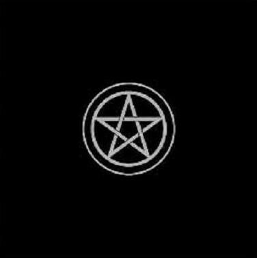 Tapis Pentagramme