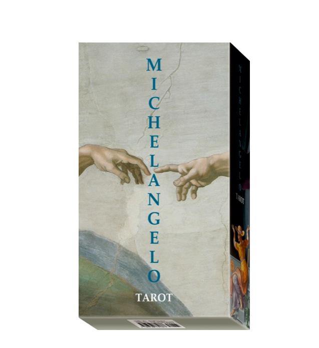 """Tarot Michel Ange """"Michelangelo"""""""