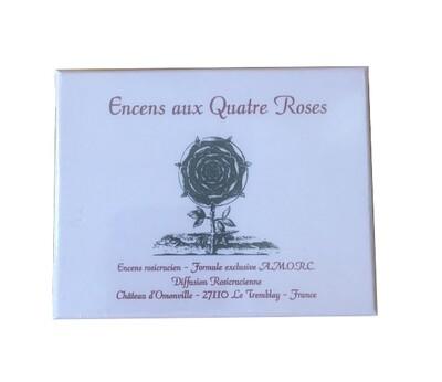 Encens aux Quatre Roses
