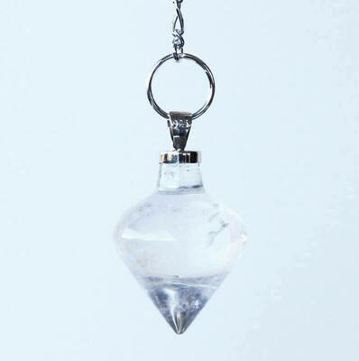 Pendule résonance Cristal de roche
