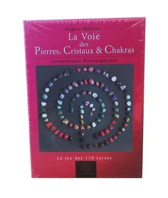 La Voie des Pierres, Cristaux & Chakras