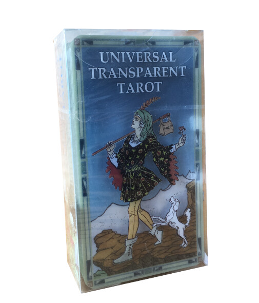 Tarot Universal Transparent
