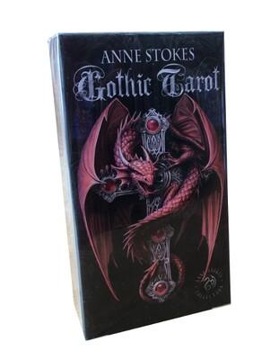 Tarot Gothic - Anne Stokes