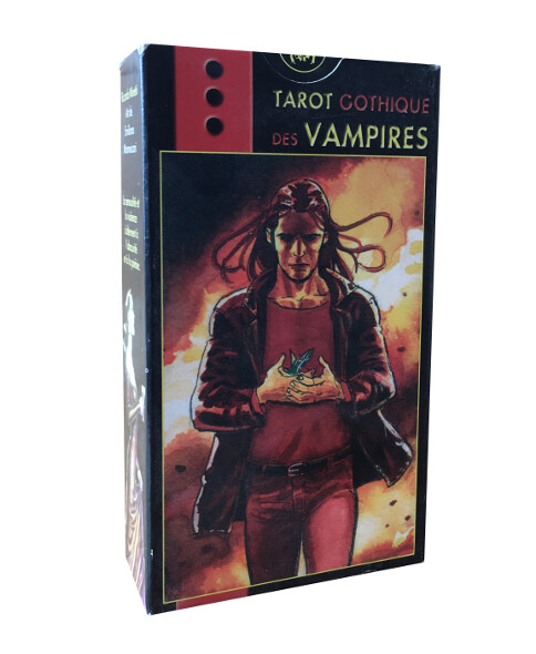Tarot Gothique des Vampires