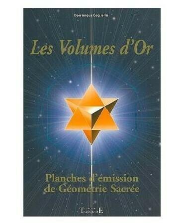 Volumes d'Or Les planches d'émission de géométrie sacrée