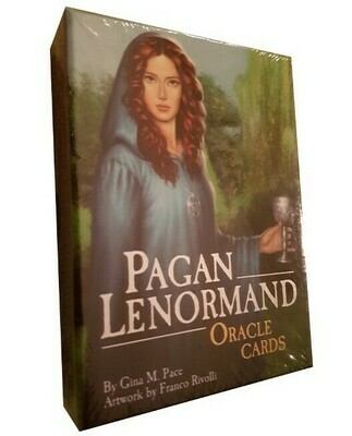 Pagan Lenormand - Oracle Païen Lenormand