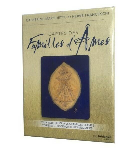 Cartes des Familles d'Âmes - Pour vous relier à vos familles d'âmes célestes et recevoir leurs messages