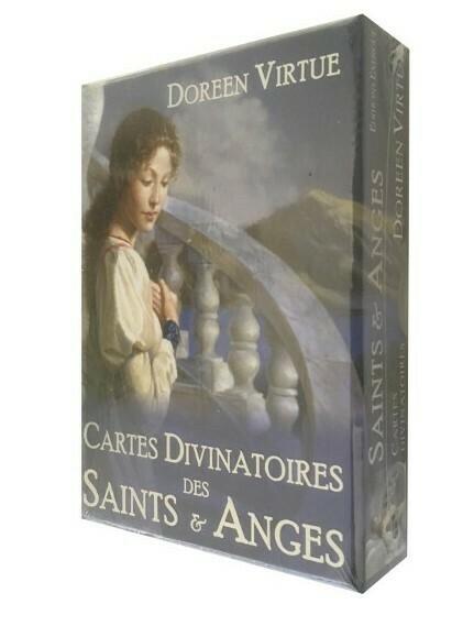 Cartes divinatoires des Saints & Anges