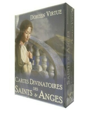 Cartes divinatoires des Saints & Anges