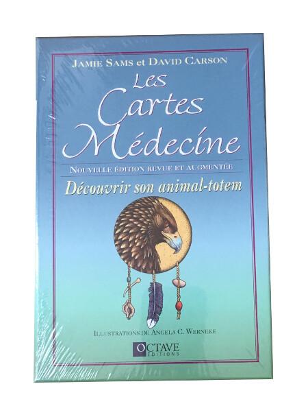 Les cartes Médecine Coffret